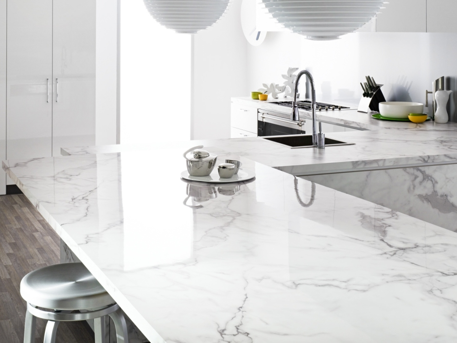Kitchen Countertop Materials Philippines : ... inherent warmth make marble a popular choice for many kitchen spaces