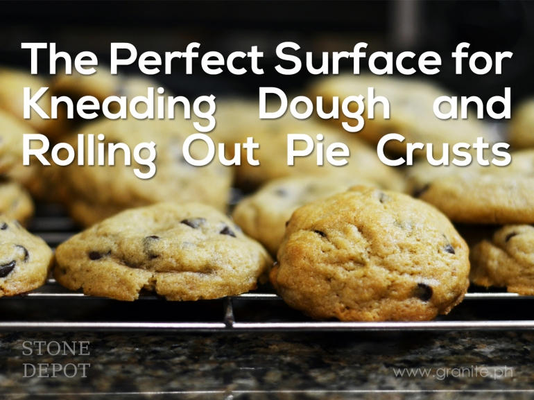 Baking, Granite, Knead, Kneading, Dough, Roll Out, Pie, Pie Crust, Crust, Pizza, Rolling Pin
