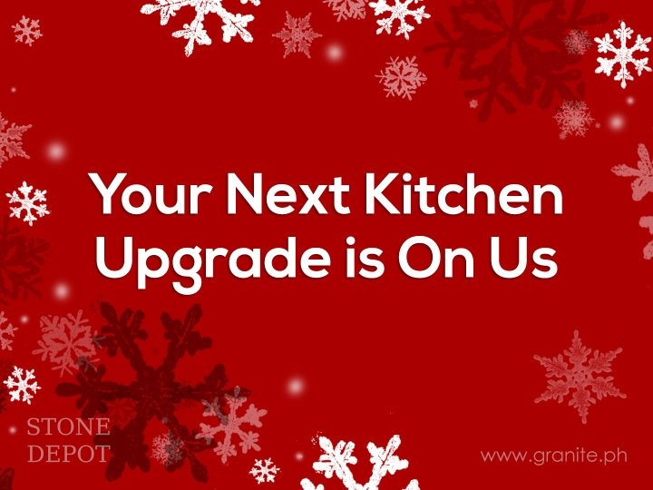 Your Next Kitchen Upgrade is On Us